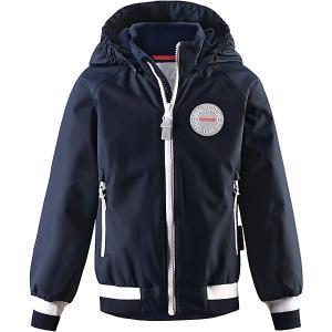 Куртка Barley для мальчика tec® Reima. Цвет: синий