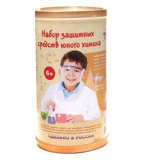 Набор для опытов  Защитный юного химика Qiddycome