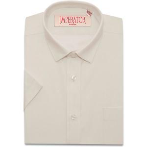 Рубашка Imperator. Цвет: бежевый