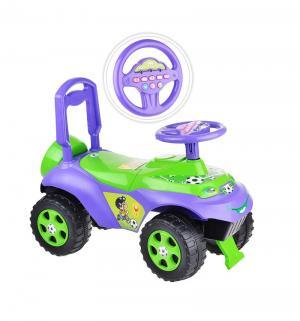 Машинка  Автошка, цвет: зеленый/синий Doloni