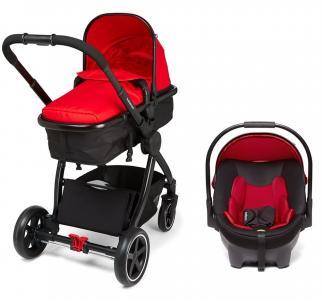 Коляска  Journey Chrome Red (Система для путешествий), цвет: красный Mothercare