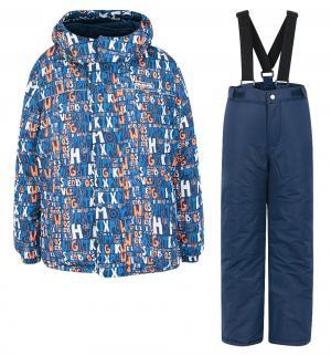Комплект куртка/брюки , цвет: синий Ma-Zi-Ma by Premont