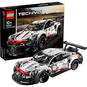 Конструктор  Technic 42096: Porsche 911 RSR LEGO