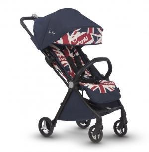 Прогулочная коляска  Jet Cool Britannia, цвет: светло-бежевый/темно-бежевый Silver Cross