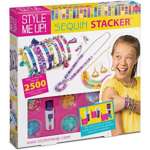 Набор  для создания украшений с блёстками Style Me Up