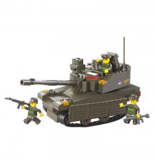 Конструктор  Леопард-2А6М (224 дет) Sluban
