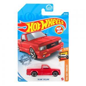 Автомобиль  Серия базовых моделей 91 Gmc Syclone 7 см Hot Wheels
