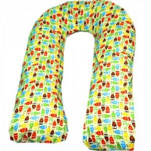 Подушка для беременных U Совы (поплин) 340х35 БиоСон
