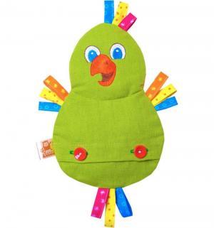 Мягкая игрушка  Попугай 27 см Мякиши