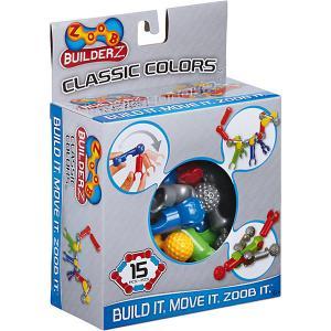 Контруктор ZOOB Builder-Z, 15 деталей