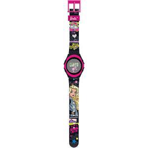 Электронные наручные часы Kids Time Barbie Детское время. Цвет: черный