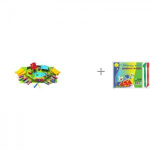 Паста для творчества Ферма и Доска А4 + 2 стека Dido