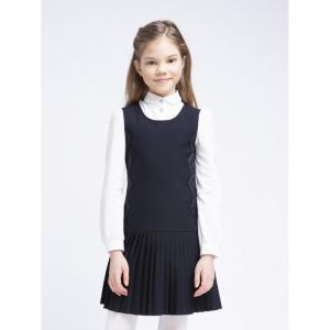 Сарафан для девочки Школа D068.01 Смена