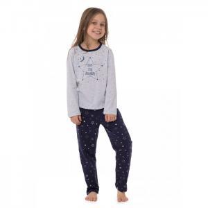 Комплект для девочки RP1452 (лонгслив, брюки) Roly Poly