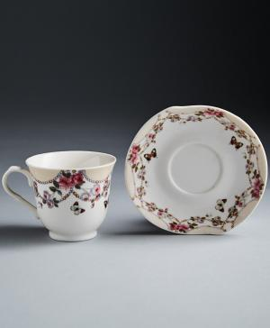 Набор кофейный из 12-ти предметов Эльбрус