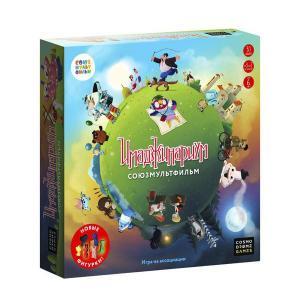 Настольные игры Cosmodrome Games