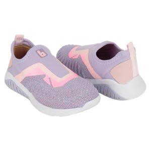 Кроссовки , цвет: розовый/сиреневый Bibi