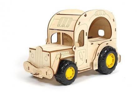 Фургон Крем-брюле (36 элементов) Woody