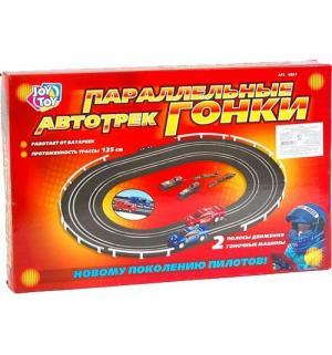 Автотрек на радиоуправлении - Параллельные гонки 186 см JOY TOY