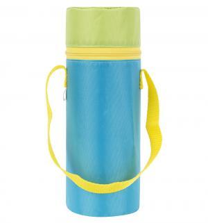 Термоконтейнер  Твердый, цвет: голубой Lubby