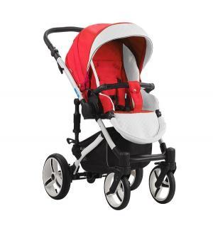 Прогулочная коляска  Loydi, цвет: красный Aroteam