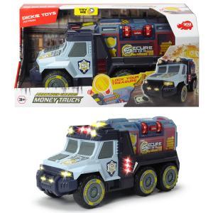 Инкасаторский грузовик  со сьемным сейфом 30 см Dickie Toys