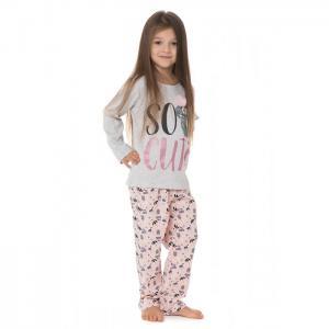 Комплект для девочки RP1365 (лонгслив, брюки) Roly Poly