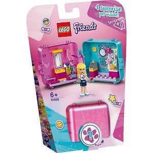 Конструктор  Friends 41406: Игровая шкатулка Покупки Стефани LEGO