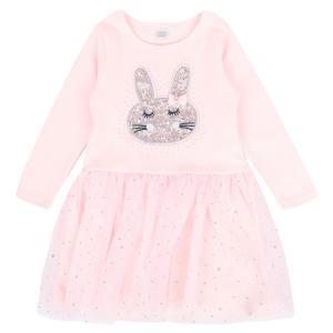 Платье , цвет: розовый Fun Time