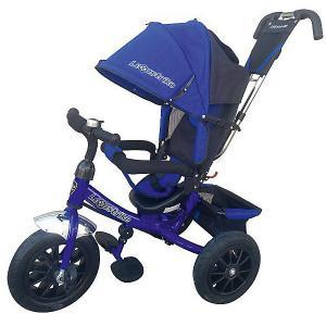 Трехколесный велосипед  12/10 Lexus Trike. Цвет: atlantikblau