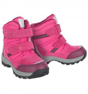 Ботинки  Visby, цвет: фиолетовый Reima