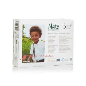 Подгузники  Фито (4-9 кг) 31 шт. Naty