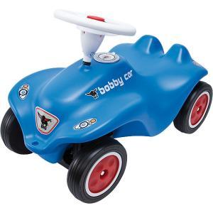 Машинка-каталка Big New Bobby Car, синяя. Цвет: синий
