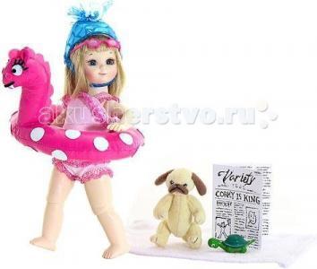 Кукла Элоиза у бассейна в Голливуде 20 см Madame Alexander