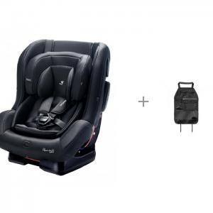Автокресло  First 7 Plus Platinum Black и чехол для спинки автомобильного сиденья Esspero Keeping Daiichi
