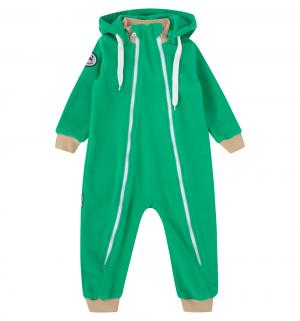 Комбинезон  Хвойный лес, цвет: зеленый Newborn