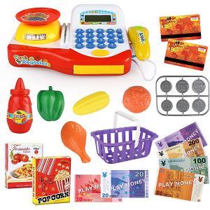 Игровой набор Altacto Продуктовый магазин, свет, звук