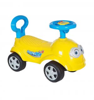 Каталка-машина  Roc 108, цвет: желтый Tommy
