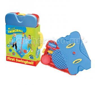 Набор для тенниса First Swingball Mookie