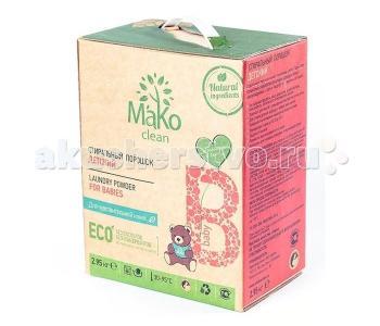 Порошок стиральный Baby детский 2.95 кг MaKo Clean