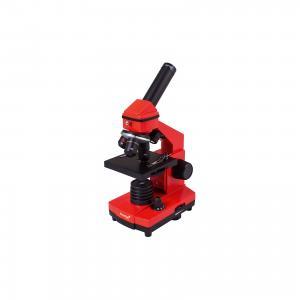 Микроскоп  Rainbow 2L PLUS Orange\Апельсин Levenhuk