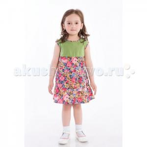 Платье для девочки Воланами 2274 Frizzzy