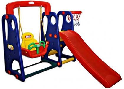 Детский игровой комплекс для дома и улицы JM-701 Happy Box