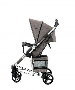 Прогулочная коляска  Kiss, цвет: stone melange Moon
