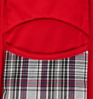 Рюкзак-кенгуру, цвет: красный Babystyle