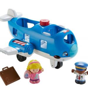 Игровой набор  Путешествуем вместе Самолет Little People