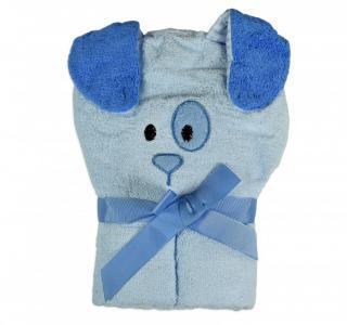 Полотенце с капюшоном Зверята Panda
