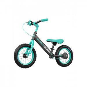 Беговел  с надувными колесами и тормозом Ranger 3 Neon Small Rider