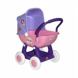 Коляска для куклы  Arina 4-х колёсная Coloma