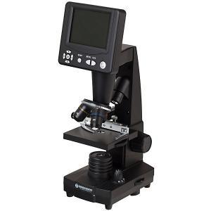 Микроскоп цифровой  LCD 50x-2000x Bresser. Цвет: разноцветный